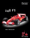 原价199,信宇科技遥控赛车1:18官方授权法拉利248 F1限量版车模,现价仅85元!